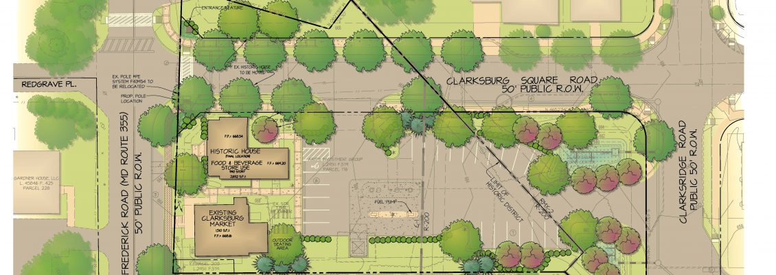 Clarksburg Square Road Extension – GLW
